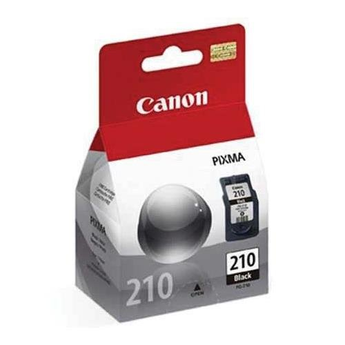 Canon PG-210 Black Ink Tank for the Pixma MP and MX Series Photo All-in-One Inkjet Printer