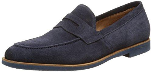 Fratelli Rossetti 45246, Zapatillas de Estar por Casa para Hombre Blu (Navy)