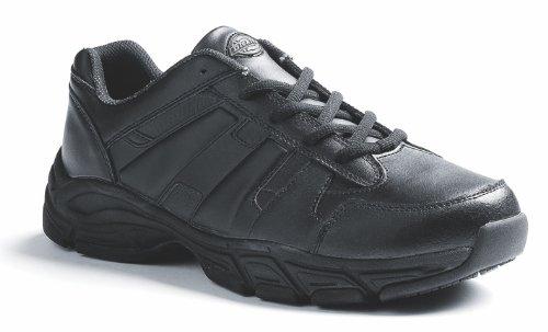 Dickies Men's Venue II Work Shoe,Black,7 M US Dickies Slip