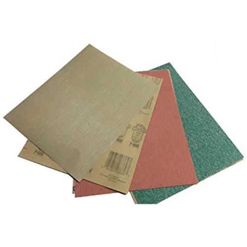 ALI INDUSTRIES 120G 4414 25PK9x11 120 Grit Medium Premium Ceramic Sandpaper