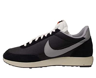 brand new 132ec 86e31 Image Unavailable. Image not available for. Color Nike Air Tailwind Black  Silver 2012 Retro Mens Vintage Running Shoes ...