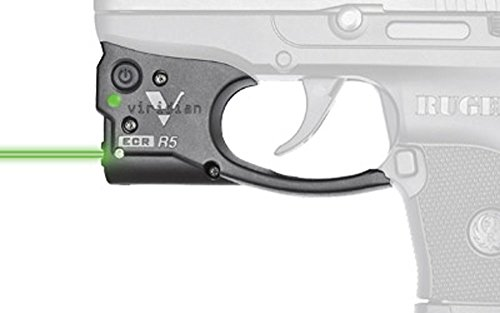 Viridian Reactor 5 For Ruger LC9 Green by Viridian