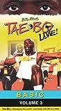 Tae Bo: Basic Live 3 [VHS]