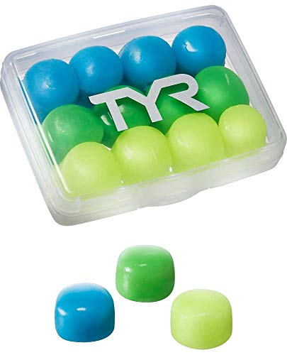 - TYR US Sporting Goods, Tyra9 Kids' Soft Silicone Ear Plugs