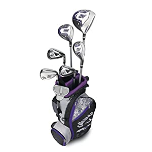 Callaway Girls XJ Hot Junior Set, Left Hand, 9-12 Years Old