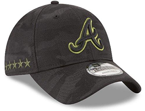 Atlanta Braves Camouflage Caps. New Era ... 257c49351286