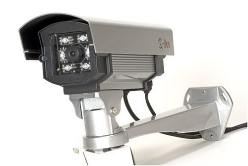 - Q-See QS2350C Weatherproof Color CCD Camera Kit With Built-in Heat Circulating Blower