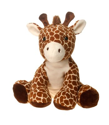 Large Plush Giraffe (Comfies Bean Bag Giraffe Large 14.5