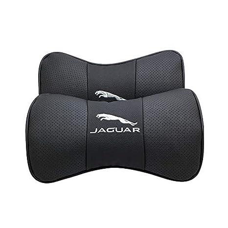 Amazon.com: Auto Sport - 2 cojines de piel auténtica en ...
