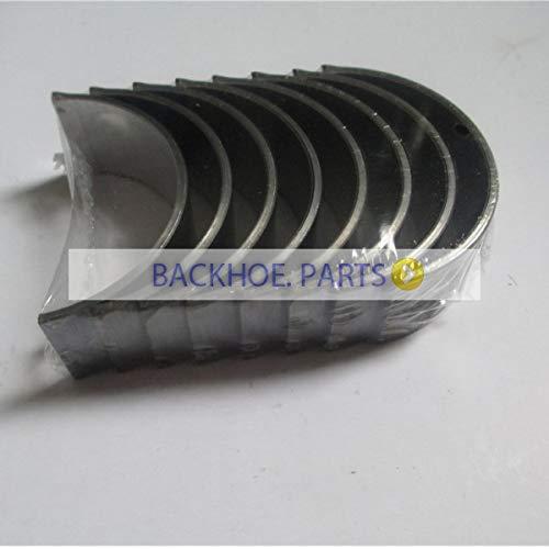 For Yanmar 4TNE84 Komatsu 4D84E Engine Con Rod Bearing 129150-23601 129150-23611 1 set