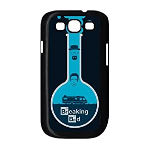 New Arrival Breaking Bad Design Plastic Protective Case For Samsung Galaxy S3 NY043