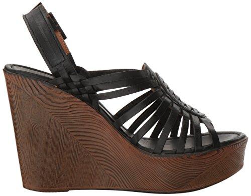 Sandal Black Volatile Wedge Very Prolific Women's IqHYgI6x