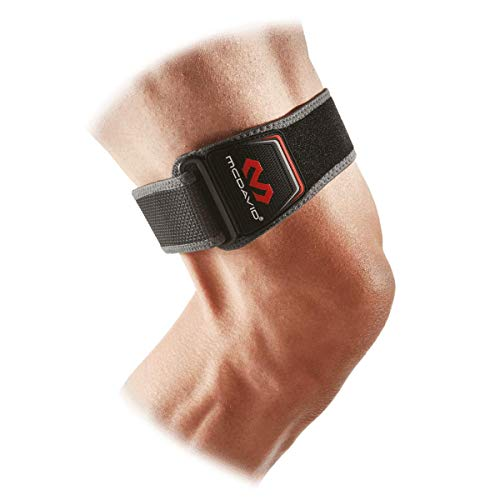McDavid Runners Therapy Iliotibial Band, Black, One Size