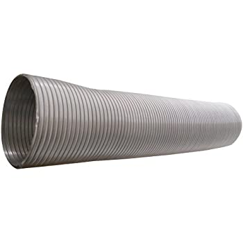 Lambro Industries 306 Flexible Aluminum Ducting 6 x 8 Ft