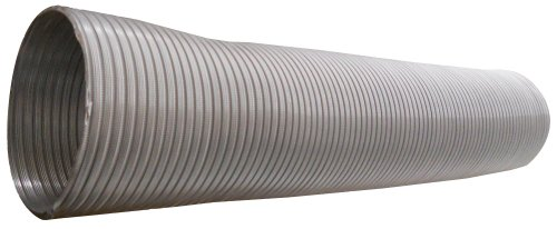 (Speedi-Products EX-AF 8120 8-Inch Diameter by 10-Feet Aluminum Flex Pipe)