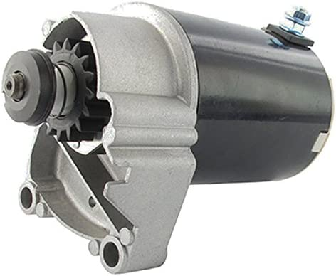 Amazon.com: Motor de arranque para briggs & stratton 394808 ...