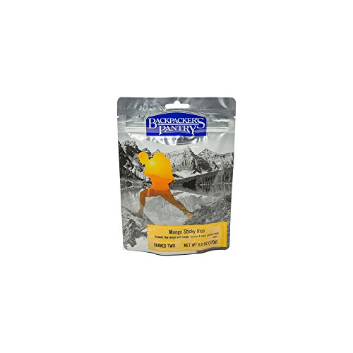 Dessert Coconut Mango (Backpacker's Pantry Mango Sticky Rice, (Packaging May Vary))