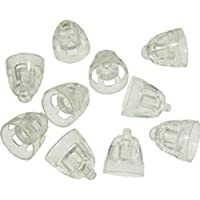 Oticon Minifit Open 10mm Dome Piece (10 Pack)