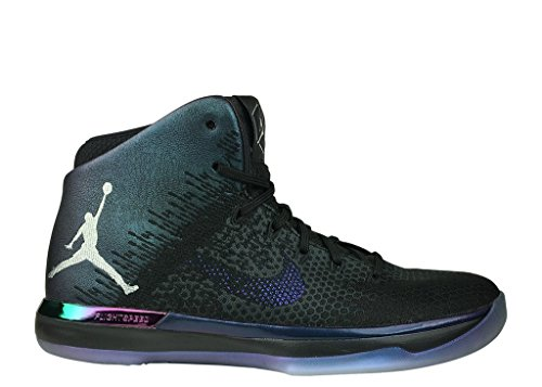 Air Jordan Mens XXXI 31 ASW All Star Game Basketball shoes Black 905847-004, 12 D(M) US