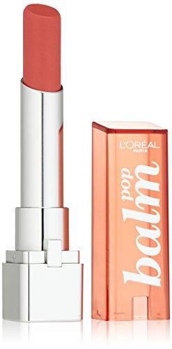 L'Oreal Paris Colour Riche Lip Balm, Caring Coral, 0.10 - Care Loreal Lip