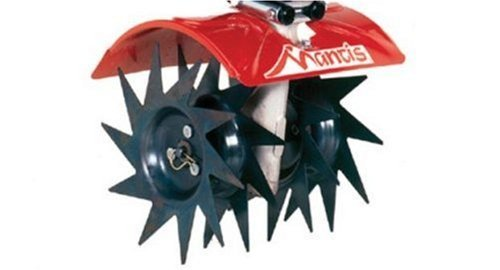 - Mantis 4222 Tiller Aerator Attachment (Renewed)