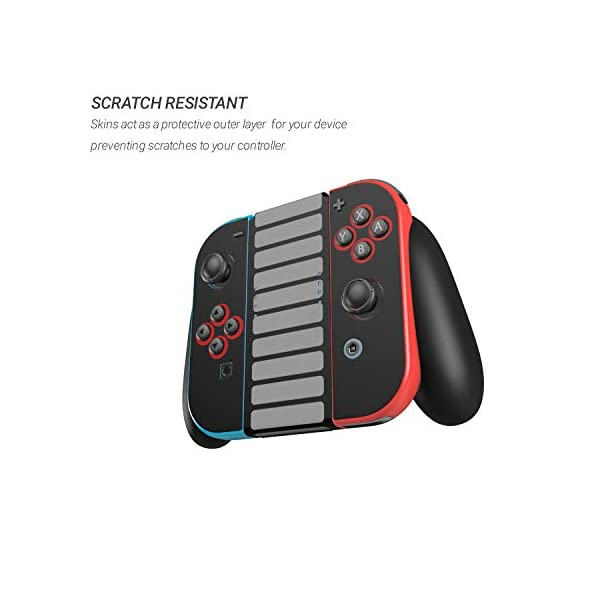 Retro - Decal Sticker Wrap - Compatible with Nintendo Switch 4