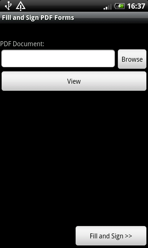 Amazoncom Fill And Sign PDF Forms Appstore For Android - How can i fill in a pdf form for free