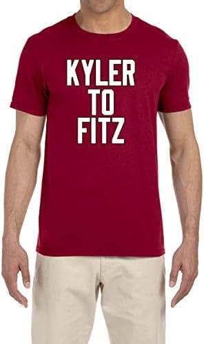 Tobin Clothing Black Arizona Murray to Fitz T-Shirt