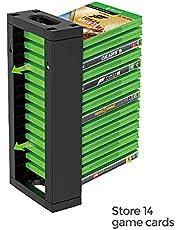 QIUQIAN Rack de Armazenamento de Disco Do Jogo Universal Storage Card para O Jogo de Discos Disco Do Jogo Rack de Armazenamento Cremalheira Coleção para Os Amantes Do Jogo Jogo De