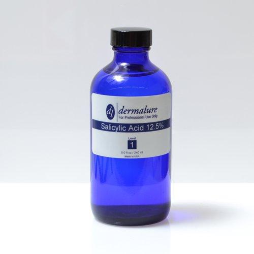 Salicylic Acid Peel 12.5% 8oz. 240ml Pro Size (Level 1 pH 2.4)