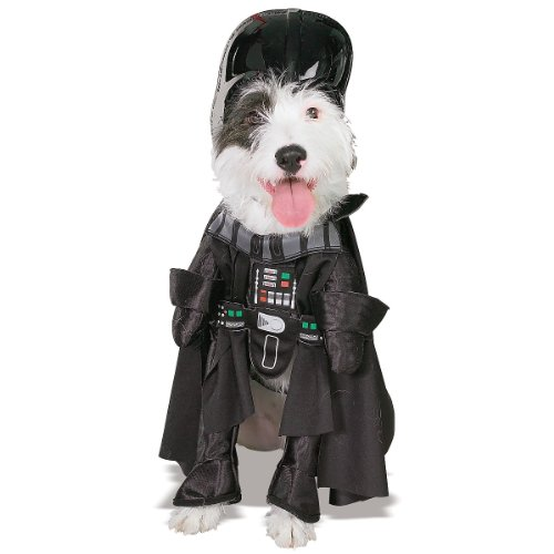 Star Wars Darth Vader Small Pet Costume]()