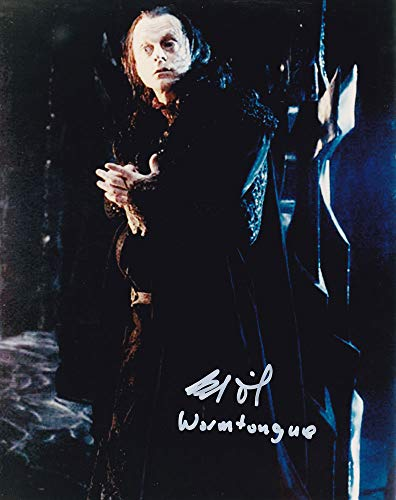 Brad Dourif in-person autographed photo from Sign Here Autographs
