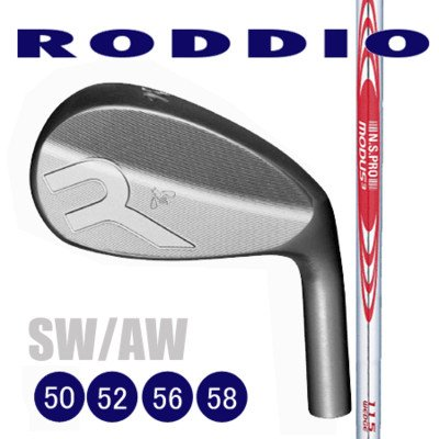 RODDIO 軟鉄ウエッジ MODUS 3 モーダス・スリー WEDGE 115 (50)