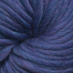 (Cascade Yarns Magnum - Blueberry Heather 9655)
