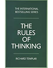 The Rules of Thinking: A personal code to think yourself smarter, wiser and happier