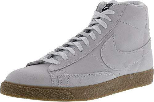 Nike Weiß Blazer Mid Herren Sneaker 11r4T