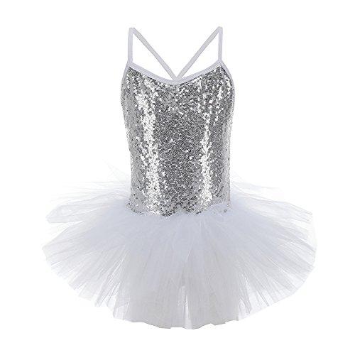 325081b73 Wingbind Sparkle Straps Gymnastic Leotards for Girls Kids Child ...