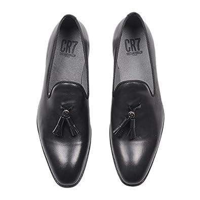 CR7 Cristiano Ronaldo, Modelo Rumba, Mocasines para hombre: Amazon.es: Zapatos y complementos