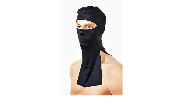 Máscara de Ninja Super - estándar: Amazon.es: Deportes y ...