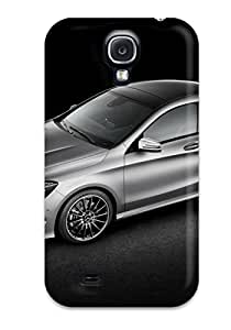 Hot Design Premium SxuMOgz17161xfOBs Tpu Case Cover Galaxy S4 Protection Case(mercedes Cla 31)