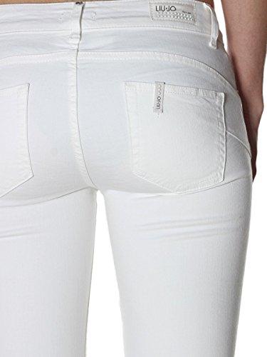 10701 Jo Lana Liu Up Mainapps Donna bianco Bottom Jeans xvBRwpOnq1