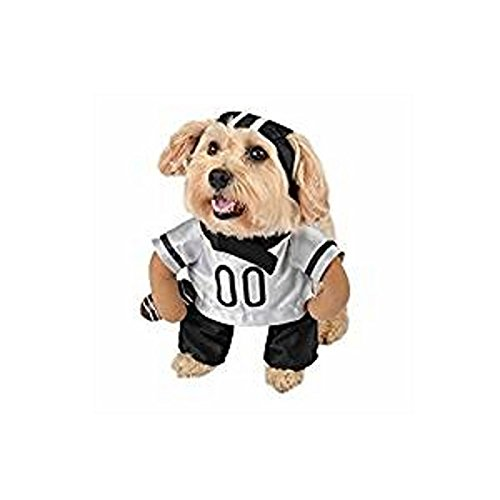 Football Player Quarterback Pet Costume (Small)]()
