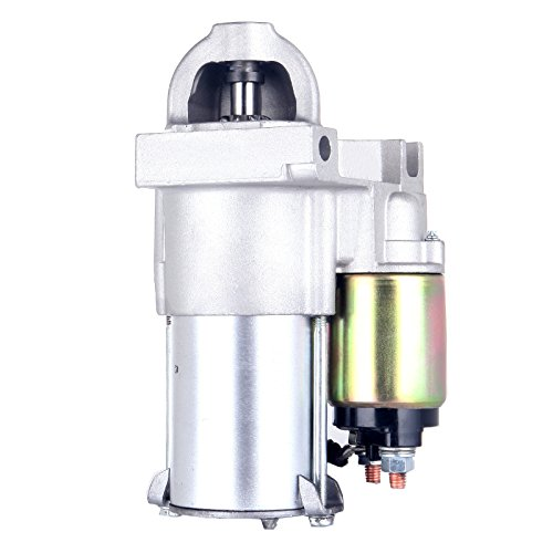 Scitoo NEW STARTER for BUICK CHEVROLET GMC OLDS CENTURY 2.2-3.5L 01-05 10465519 10465542 19136240 6491 SDR0189 New 2004 04 Oldsmobile Silhouette