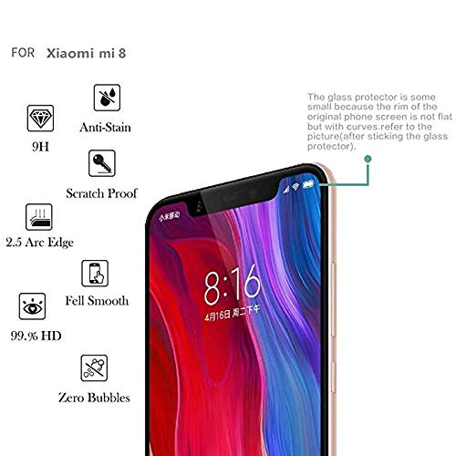 hairbowsales Screen Protectors Clear Compatible with Phone Screen Protectors.Black.-02.25 134