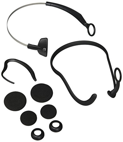 Jabra BlueParrott Xpressway II Replacement Wearing Style Kit for Universal/Smartphones - (Replacement Headset Kit)