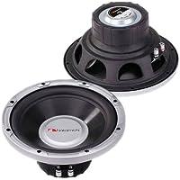 Nakamichi SP-W25S 10-Inch 4-Ohms Car Sub Woofer 1000Watts Max Power