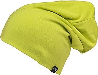 adidas Neo Mens Slouchy Beanie Lime