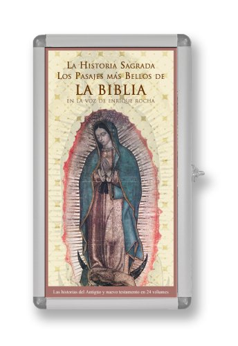 La Historia Sagrada (Spanish Edition) by Casscom Media