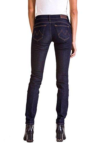 Meltin'Pot - Jeans MONIE D0140-RW000 per donna, modello dritto, vestibilità push up, vita regular, con cinque tasche