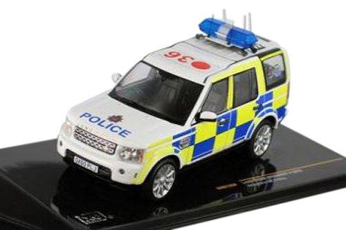 1/43 ランドローバー ディスカバリー 4 2010 サリー警察 (ホワイト) MOC135P